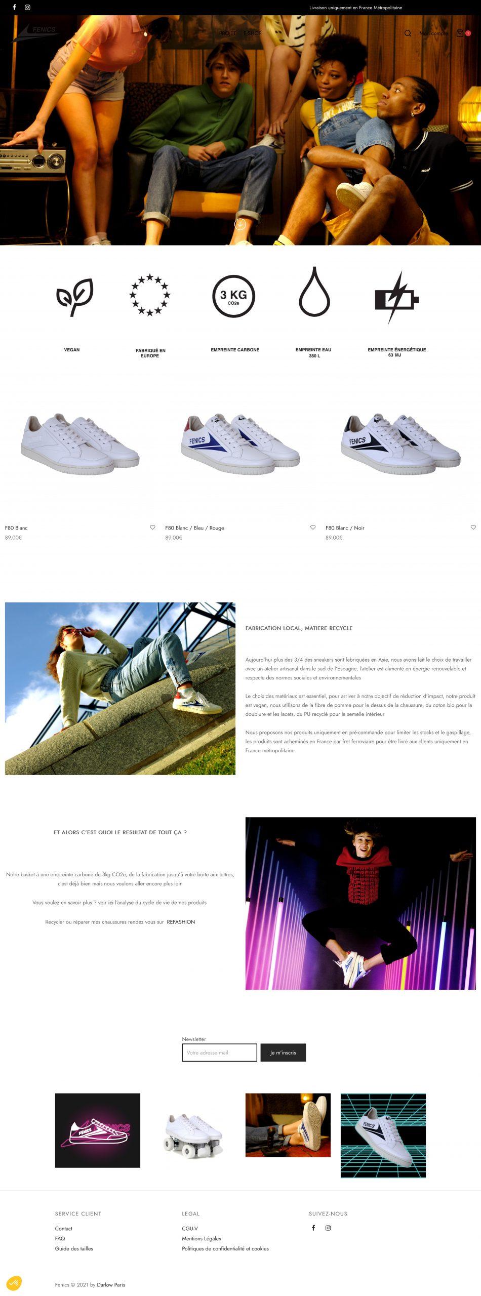 Fenics Shoes