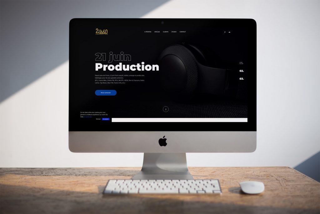 21 juin Production
